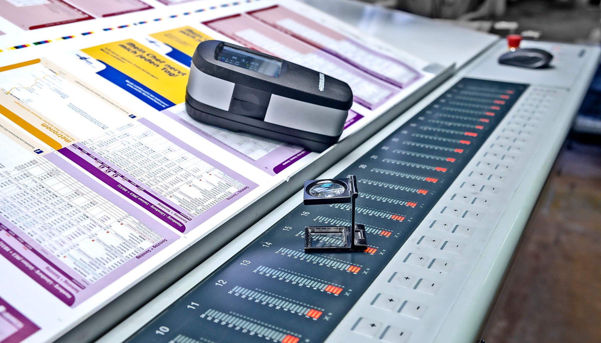 Digital- und Printmedien